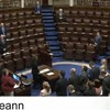 Two TDs say they will break Dáil rules and refuse to stand during the daily prayer
