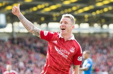 Ireland's Jonny Hayes nominated for Scottish Premiership Player of the Year with Celtic trio