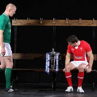 In pictures: O'Connell and Kidney line out at 6 Nations launch in London