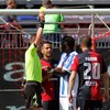 Players' union wants Muntari yellow quashed after racism controversy