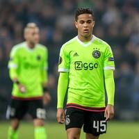 Kluivert Jr follows dad's footsteps at Ajax