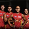 Aussie Rules players are learning about Chinese culture ahead of historic AFL match