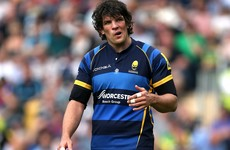 Evergreen Donncha O'Callaghan wins Worcester player-of-the-year award