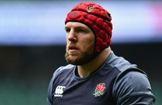 England star's honest assessment of Lions omission: 'Peter O'Mahony played his way in — I failed'