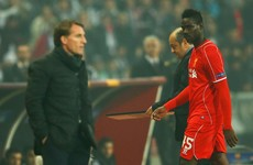 'Best manager I ever had' - Balotelli responds to Rodgers' jibe