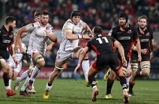 Ulster lock Treadwell's path points to Ireland caps under Schmidt