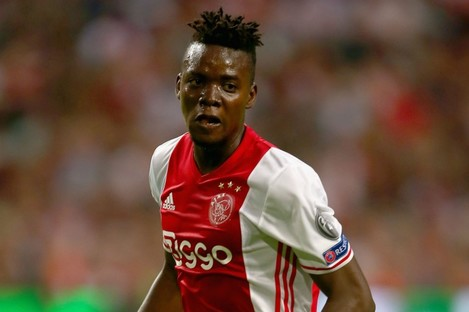 Ajax forward Bertrand Traore bagged a brace.