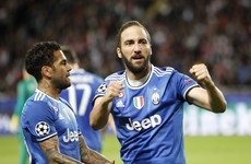Higuain the hero as imperious Juventus put one foot in Champions League final