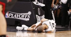 Kawhi shines - but Spurs' playoff run suffers hammer blow with Tony Parker injury