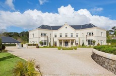 Look inside this €5.5m Wicklow mansion featuring a bar, a cinema and a sauna