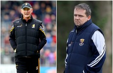 'He's going to make sure it doesn't influence them' - Cody on Davy's Wexford sideline ban