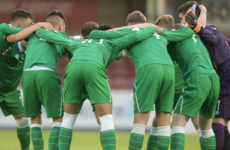 Ireland's youngsters suffer late heartache in Euros opener