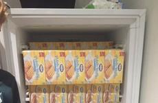 Birds Eye has pulled potato waffles from Australia so Irish people are stockpiling them