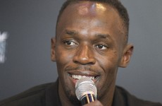 Bolt fears a post-athletics 'belly', but isn't considering a retirement u-turn