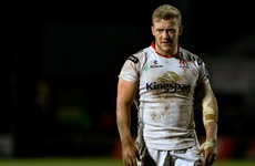 Ulster won't risk Best and Henderson against Leinster, Olding set for surgery and 12 weeks out