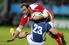 Your favourite Georgian player has retired from international rugby
