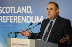 Salmond announces 'clear' question for referendum on Scottish independence