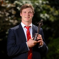 Flying high: Kiwi playmaker Bleyendaal lands Munster Player of the Year gong