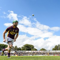 School days with Tadhg Furlong and inspired by Wexford All-Ireland winning grandfather