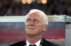 Former Ireland boss Giovanni Trapattoni has been overlooked for the South Africa job