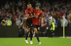 Rashford's moment of brilliance hands Man United away win in Europa League semi-final