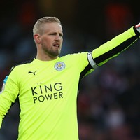 Leicester boss plays down Schmeichel's change in agent amid Man United and Madrid talk