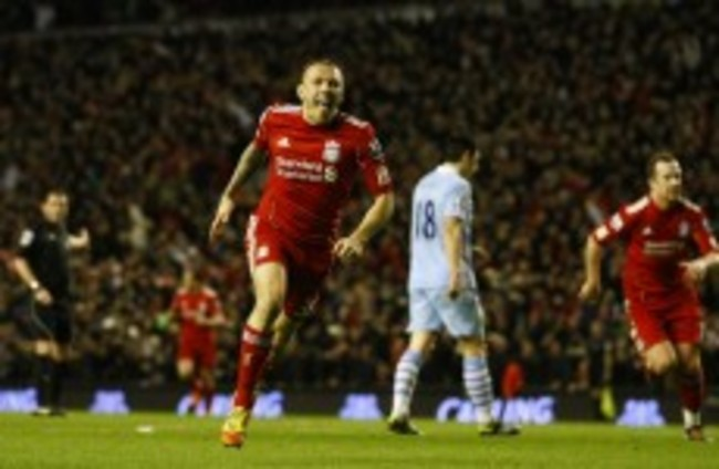 As it happened: Liverpool v Manchester City