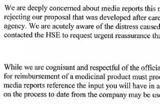 'Undue fear and confusion': Read the emails Vertex sent to Department of Health about Orkambi