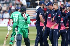 Ireland's rapid decline continues as they roll over at start of historic England series