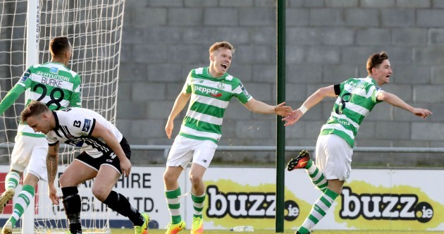 Finn comes back to haunt Dundalk as Shamrock Rovers inflict more misery on champions