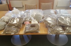 Gardaí find almost €300k worth of drugs at a home in Blanchardstown