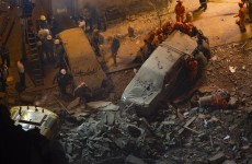 Video: two buildings collapse in Rio de Janeiro