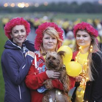 In photos: Over 150,000 people at 150 locations take part in Darkness into Light