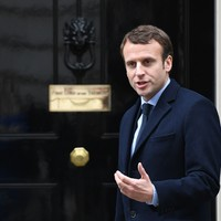 Macron says hacked documents have been mixed with false ones to 'sow doubt and disinformation'