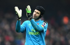 Wenger's future at Arsenal 'not a huge problem', claims Cech