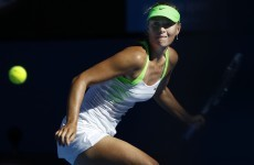 Sharapova into Australian Open final vs Azarenka