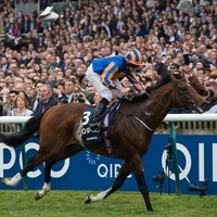 Record eighth win for Aidan O'Brien as Churchill claims 2,000 Guineas glory