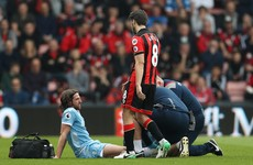 'He was out of control': Arter lucky to escape red card after shocking challenge on Joe Allen