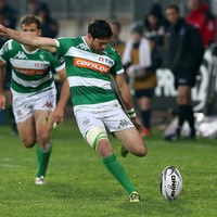 Irishman McKinley guides Treviso back into Champions Cup with faultless kicking display