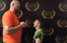Paddy Barnes eyeing up a bout against Tyson Fury and more in the sporting tweets of the week