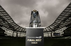 The final four! We now know who will play who in the Pro12 play-offs