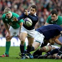 Greig Laidlaw added to Lions squad after Ben Youngs' withdrawal