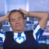 You could pinpoint the moment Jeff Stelling's heart broke watching Hartlepool yesterday