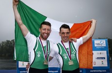 Gold and silver for Ireland but O'Donovan brothers fall short in World Cup final