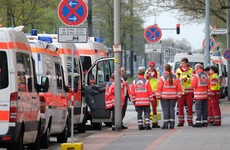 50,000 evacuated after World War II bombs found in German city