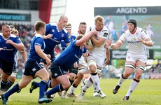 'It's not up to the standard of Leinster Rugby or myself' - Jack Conan's anger