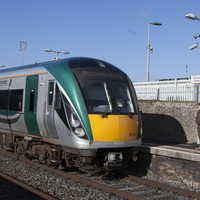 Rail services on Dublin-Belfast line suspended after person struck by train