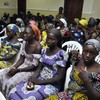 Girls freed from Boko Haram will be cared for - Nigerian president