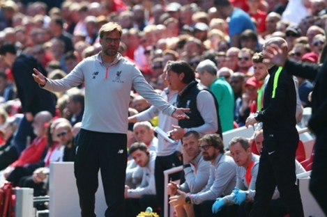 Jurgen Klopp and Liverpool were left frustrated following Sunday's stalemate with Southampton.