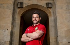 Late call-up Laidlaw determined to seize Lions chance despite sad circumstances